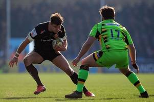 team news: ollie devoto will start for exeter chiefs against bath rugby in anglo-welsh cup final