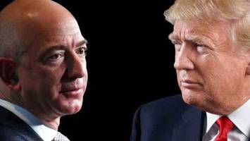 Trump Wants to Curb Amazon – And the News Lost the Firm $30 Billion