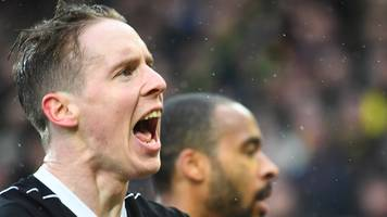 promotion-chasing fulham win comfortably at norwich
