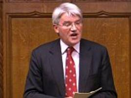 black dog: andrew mitchell is set for a hero's welcome in st helena