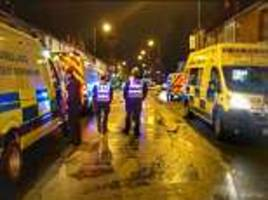 kidderminster clubbers taken to hospital after cs gas attack