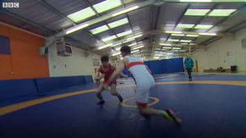 manchester wrestler uses his student loan to fund journey to the commonwealth games