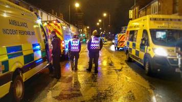 man held after 'cs gas' set off in kidderminster bar
