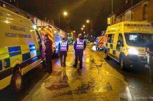 two taken to hospital and 14 hurt after reports of cs gas attack in kidderminster nightclub