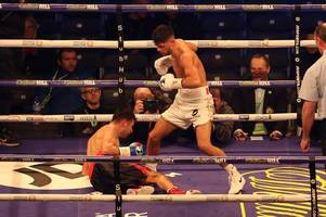 classy joe cordina clinches first professional title after straightforward victory in his hometown