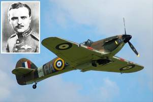 family in plea for snubbed scottish raf hero who 'died eight hours too late' to be added to battle of britain tribute