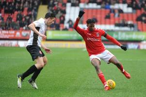 charlton athletic 3-1 rotherham united player ratings: aribo the star as addicks roar into top six