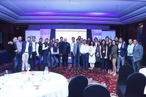 indian automotive industry's  vivek chaand sehgal enlightened many minds at eo gurgaon's event