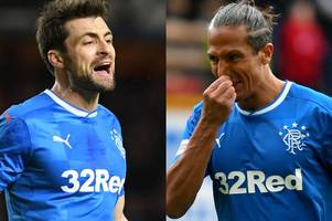 will rangers win the scottish cup with russell martin and bruno alves at the back? - monday jury