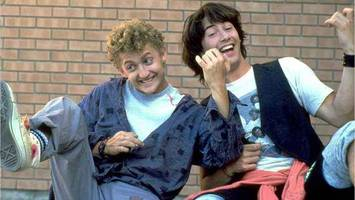 Is a Third Bill and Ted Movie Ever Going to Happen? The Stars Weigh In