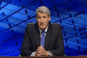 jeremy paxman to present have i got news for you for first time