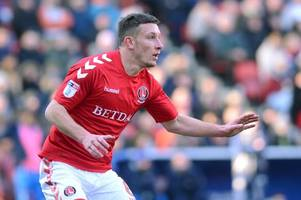 former leeds united man relishes charlton athletic skipper's role and says 'we feel we can win every game'
