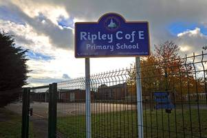 ripley primary school: church blocked academy trust's takeover bid of school threatened with closure