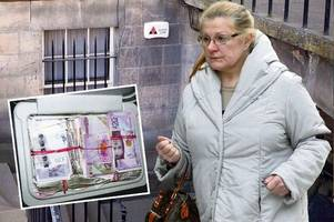 madam moneybags brothel boss wins taxpayers' cash to fight conviction over crime empire