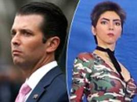 donald trump jr attacks 'biased' social media giants for deleting youtube attacker's online profiles