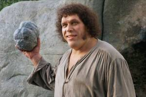 how andré the giant was cast in 'the princess bride'