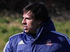 chris coleman pledges future to struggling sunderland even if they are relegated