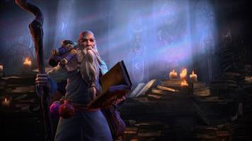 diablo's deckard cain will be playable in heroes of the storm
