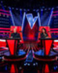 the voice uk: judges prep their acts ahead of grand final