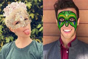 snapchat is finally releasing its special lenses for iphone x users