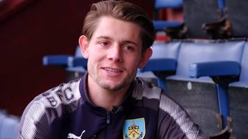 Burnley's James Tarkowski on the time he backpacked round Europe