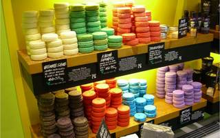 lush's profits are dissolving as dwindling us sales take their toll