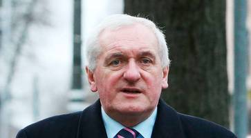 north-south communication has broken down, warns ahern
