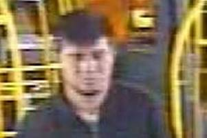 police want to speak to two men after woman sexually assaulted on bus in mitcham