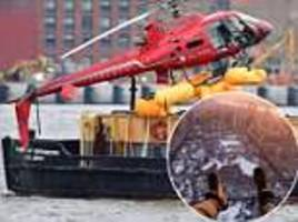 helicopter pilots warned about safety concerns months before nyc river crash killed five passengers