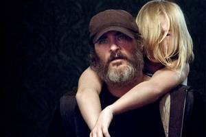 'you were never really here' rides cannes praise to big indie box office start