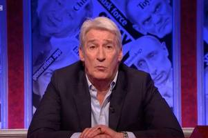 jeremy paxman gets pelters over shocking attempt at scottish accent