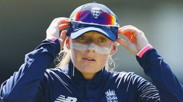 spinners help england level women's odi series in india