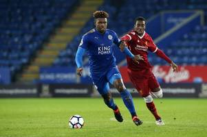 promising leicester city youngster set to leave the club