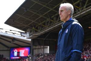 mick mccarthy leaves ipswich ahead of nottingham forest game