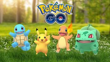 pokémon go's new event focuses on first-gen monsters