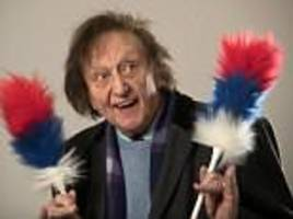 sir ken dodd's widow thanks fans for cards since his death