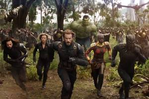 'avengers: infinity war' outsells last 7 marvel movies combined in fandango presales