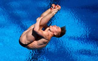 england's jack laugher all smiles after diving gold