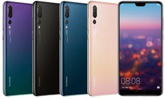 the huawei p20 pro has not one, not two, but four cameras