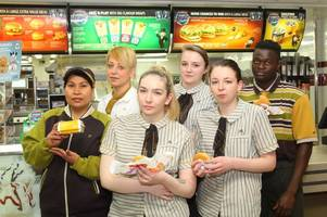 brentwood's last mcdonald's restaurant could close and become a marks & spencer