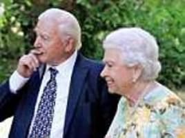 the queen and david attenborough voted most admired people in uk