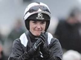 ruby walsh backs sister katie to pull off win in the grand national