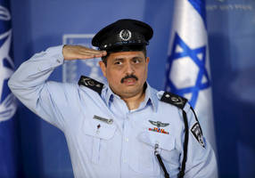 israel police chief at auschwitz: we're coming to teach, not learn
