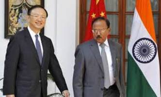 national security advisor ajit doval holds talks with china's top official