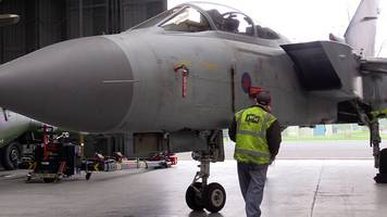Tornado jet added to Imperial War Museum Duxford