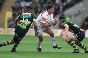 leicester tigers v northampton saints is not just another game - matt smith