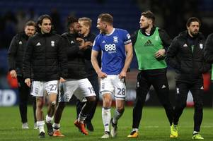 will birmingham city beat the drop? our championship relegation predictor lets you decide