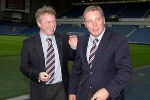 ally mccoist on the rangers administration phone call to craig whyte which he knew signalled trouble