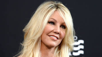 heather locklear: actress pleads not guilty to battery