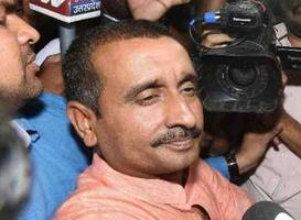 unnao rape accused mla kuldeep singh sengar remanded to 7-days cbi custody